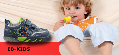 EB Kids, EB Blinkschuh, Kinder Blinkies, Kinder Blinkschuh, Brütting Kinderschuh, EB-Kids